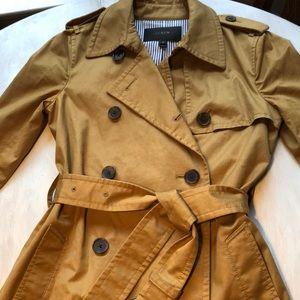 J Crew Icon Trench coat. Like new